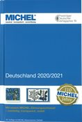 MICHEL - Germany 2020/2021 - Stamp catalogue