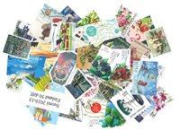 Finlande - 50 timbres obl. différents 2010-2015
