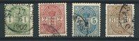 Danish West Indies 1900 - AFA 16 - 23 - Cancelled