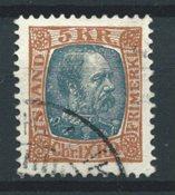 Islande 1902 - AFA 47 - Oblitéré