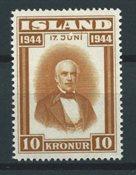 Island 1944 - AFA 237 - Postfrisk