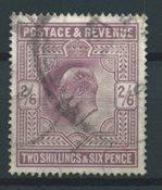 Grande Bretagne 1902 - AFA 114 - Oblitéré