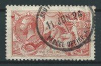 Grande Bretagne 1912 - AFA 143 - Oblitéré