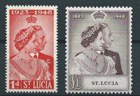 British Colonies 1948 - SG 118-119 - Unused