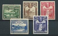 British Colonies 1931 - Mic 151-55 - Unused
