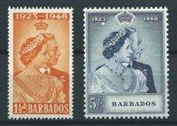 British Colonies 1948 - GS 178-79 - Unused