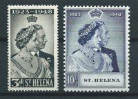 British Colonies 1948 - Mic 113-14 - Unused
