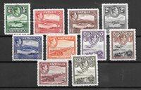 British Colonies 1938 - Mic. 78-89 - Unused
