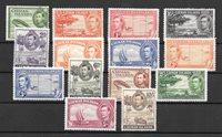 British Colonies 1938 - Mic. 101-114 - Unused