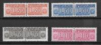 Italie 1956 - AFA pak 88-91 - Neuf avec charnière