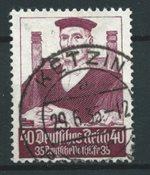 Empire allemand 1934 - AFA 557 - Oblitéré