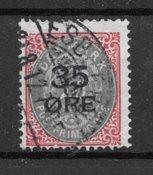 Danemark  - AFA 61 - Oblitéré