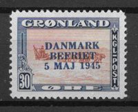 Groenland  - AFA 22 - Neuf avec charnière