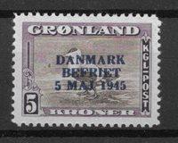 Groenland  - AFA 25 - Neuf