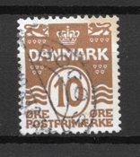 Danemark  - AFA 185y - Oblitéré