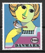 Danemark  - AFA 849x - Neuf