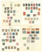 Portugal - Collection en album 1853-1950