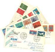 Nederland - FDC jaargang 1959