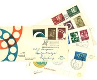 Holland year 1962 - FDC