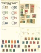 Germany/German Empire - Collection in album 1916-1945