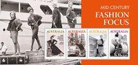 Australien - Modefotograf - Postfrisk miniark