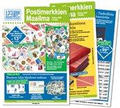Postimerkkien Maailma - LPG204
