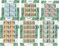 Jersey - Kuusi leimattua pienoisarkkia *Metsä ja luonto* 2013