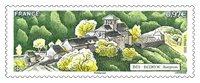 France - Bès Bédène Aveyron - Timbre neuf