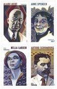 Etats-Unis - Harlem Renaissance - Série neuve 4v