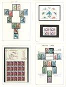 Europa - Colección nueva sin ch. 1956-1972
