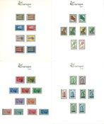 Europa - Colección 1956-1969 en álbum