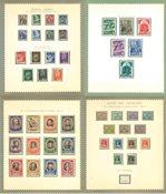 Vaticano - Colección 1929-1959 en álbum pre-impreso