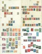 Monde Entier - Collection sur feuilles A4 en reliure