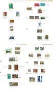 Diverse lande - Motivsamling, kunst