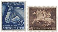 German Empire 1941 - MICHEL 779/780 - Mint