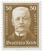 Tyskland - Tyske Rige 1927 - MICHEL 406 - Postfrisk