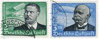 Empire Allemand 1934 - Michel 538/539 - Oblitéré