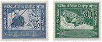 Empire Allemand - 1938 - Michel 669/670, neuf