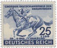 Empire Allemand - 1942 - Michel 814, neuf
