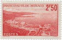 Monaco YT 179 - Ubrugt