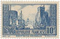 France 1929/1930 - YT 261C II - Neuf