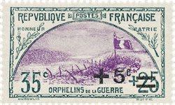 France 1922 - YT 166 - Mint