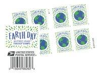 Etats-Unis - Journée de la terre - Carnet neuf