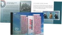 Holland - 75-året for befrielsen - Postfrisk prestigehæfte