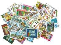 Ethiopie - 50 timbres neufs différents
