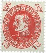 Danmark 1930 - AFA 190 - Postfrisk