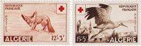Algérie - Série neuve Y&T nos 343-44