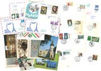 Unkari - Kortteja, kirjeitä - Lahjapakkaus