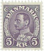 Danmark 1934 - AFA 213 - Postfrisk