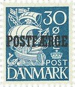 Danmark 1940 - AFA 24 - Postfrisk